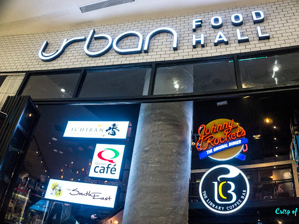 Urban Food Hall @ Gurney Paragon, Penang