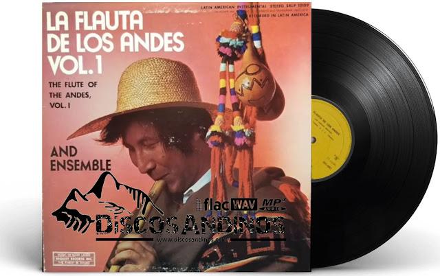 CHOLOS ANDINOS - LA FLAUTA DELOS ANDES VOL. 1