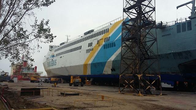 Axalta Argentina, nuevo proveedor de Buquebus para la renovación de las embarcaciones