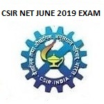 CSIR NET June 2019 Result/Marks
