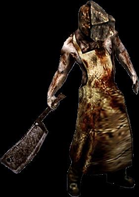Solis64 Fear Itself Pyramid Head