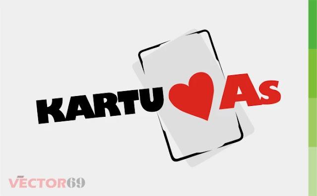 Logo KARTU As - Download Vector File CDR (CorelDraw)