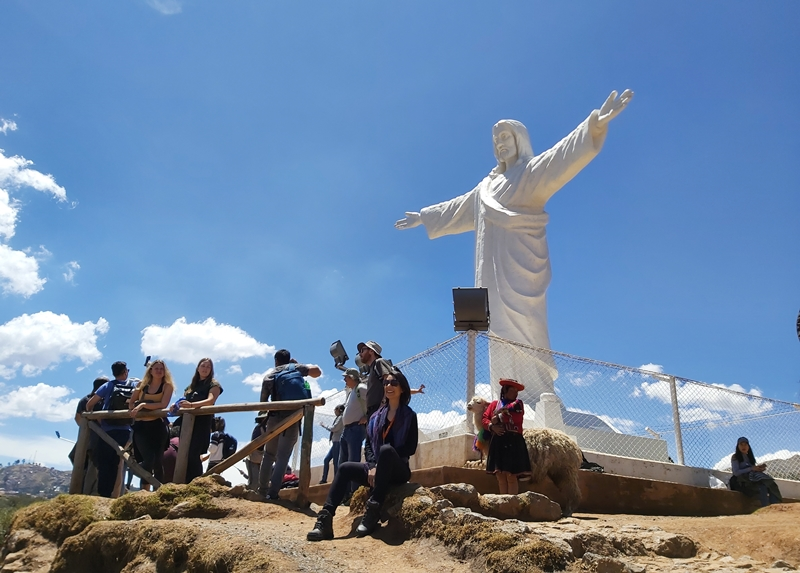 Cristo Blanco, Cusco