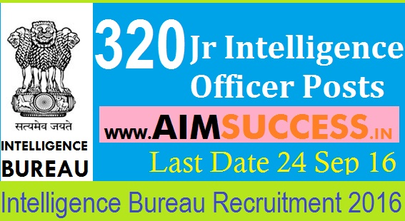 how to join intelligence bureau