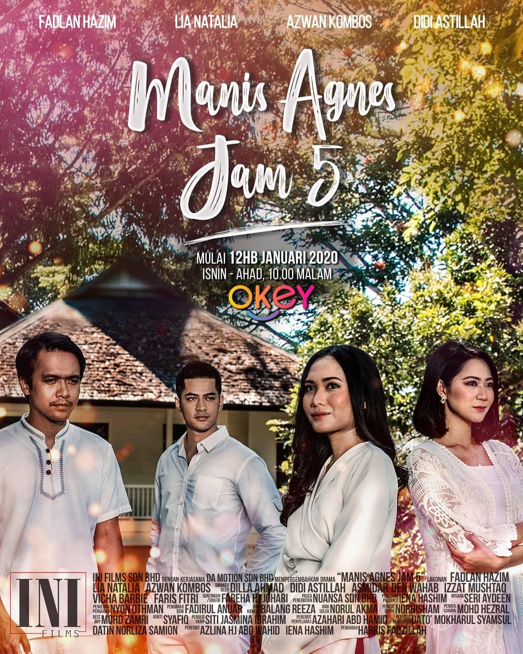 Manis Agnes Jam 5