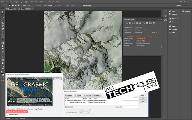 Avenza Geographic Imager v5.2.1.x64