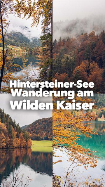 Hintersteiner-See-Rundweg  Wanderung Scheffau  Wilder Kaiser  Wandern Kitzbüheler alpen Tirol  Leichte Tour in traumhafter Kulisse 23