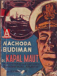Novel Lama Tahun1965 Nachoda Budiman di Kapal Maut
