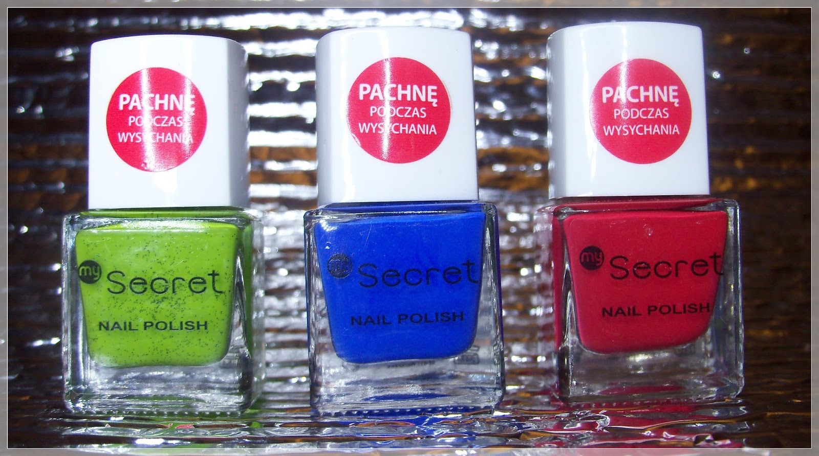MY SECRET NAIL POLISH
