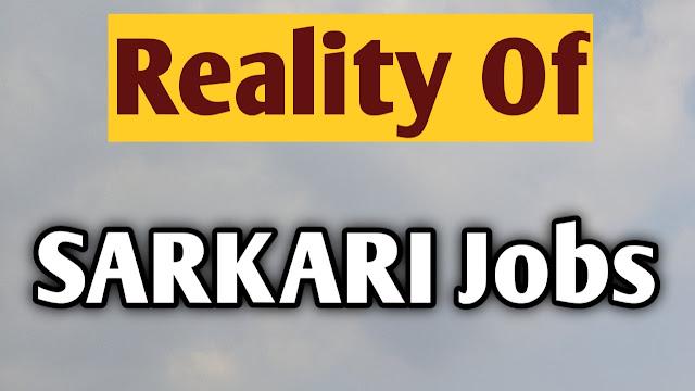 Is Sarkari Job A Best Option After Class 12th