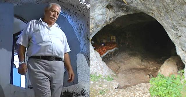 Κρητικός αγόρασε σπηλιές που ζούσαν λεπροί, τις μετέτρεψε σε δωμάτια με τζακούζι και τις νοικιάζει στο Airbnb