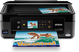 Epson Stylus NX 430 Free Driver Download