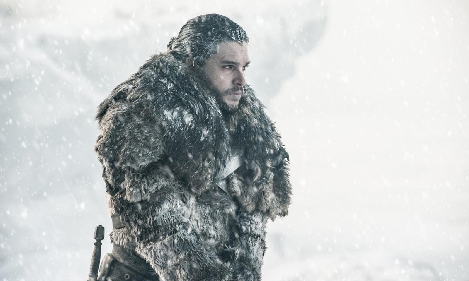 Jon Snow i Daenerys spotykają się w prawdziwym życiu