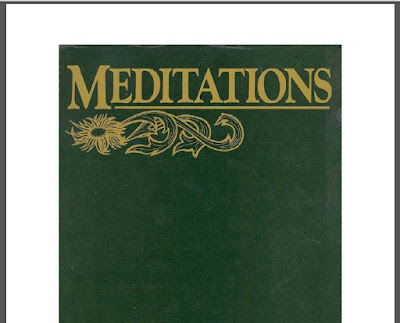 Krishnamurti Meditations 1969 Download eBook in PDF