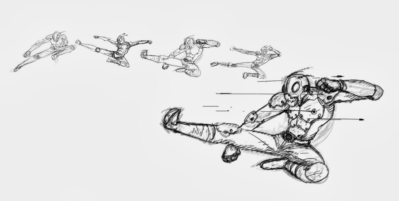My Progress, Portfolio, Game, Concept Art and Animation
