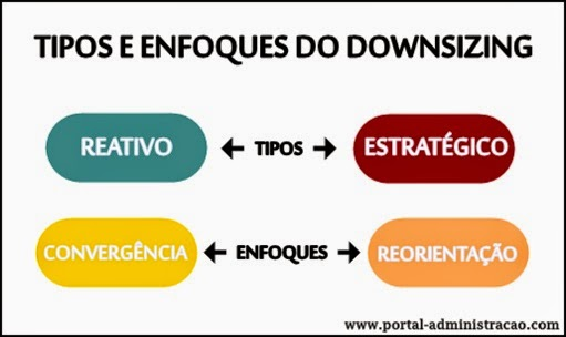 Tipos e Enfoques do Downsizing