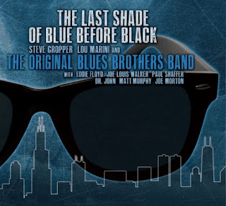 The Original Blues Brothers Band's The Last Shade of Blue Before Black