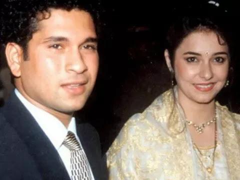 सचिन तेंदुलकर की पत्नी कभी मैच देखने क्यों नहीं आती थीं,क्या आपको पता है?