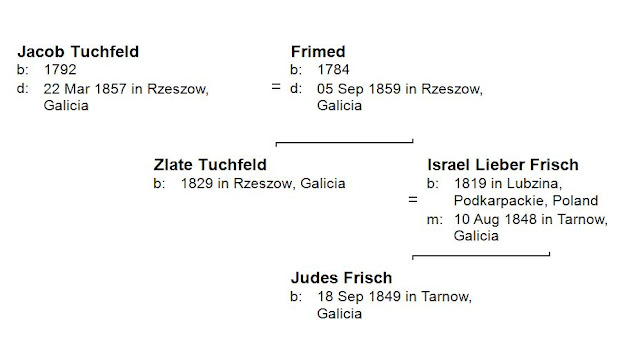 Jacobson and Jacobson Genealogy Researchers, Jewish Genealogy Researchers, Rzeszow, Galicia