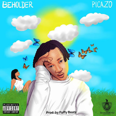 """Former YBNL rapper Picazo comes through with his first body of work single for the year 2020 and he tags the track """"Beholder"""" produced by Puffy Beatz."""