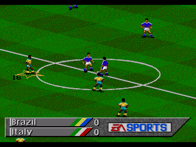 Fifa Soccer 95 PC Game Free Download