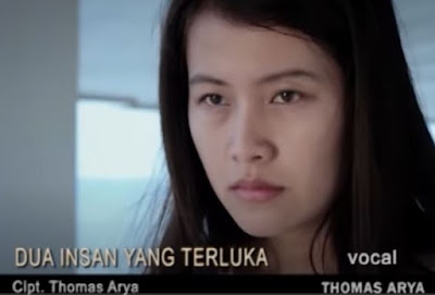 Lirik Lagu Pof Malaysia Thomas Arya - Dua Insan Yang Terluka