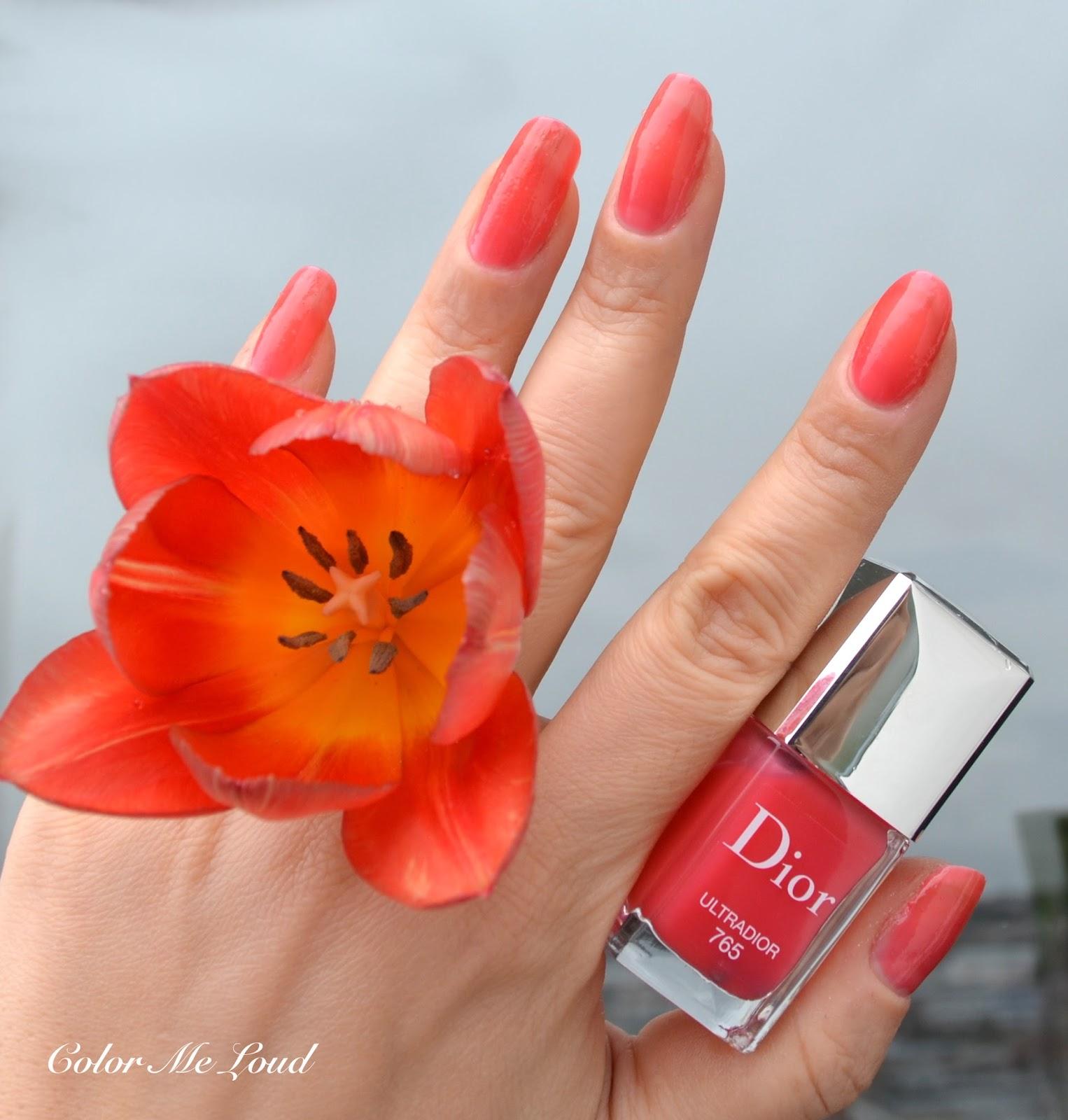 Dior Vernis #656 Cosmic, #676 Cruise & #765 Ultradior for Addict ...