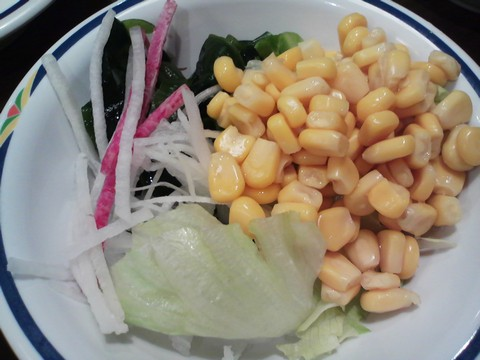 サラダ3 ステーキガスト一宮尾西店12回目