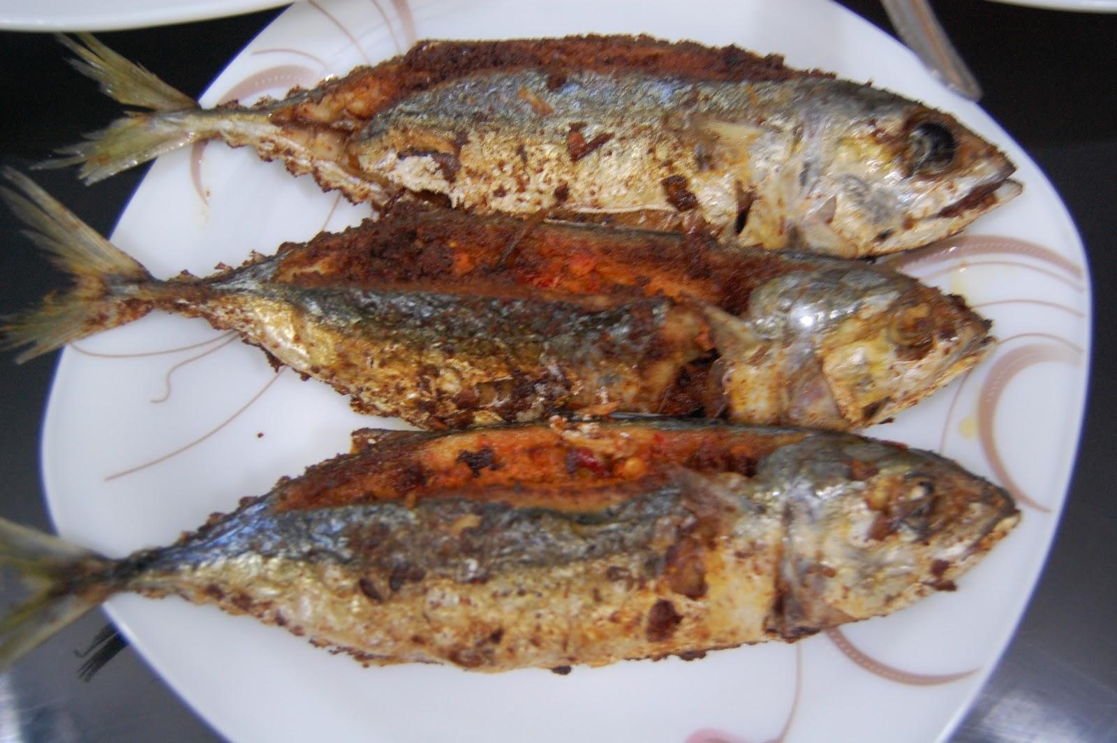 my story: resepi ikan kembung sumbat sambal belacan