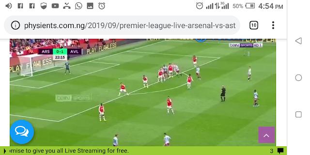 ⚽️⚽️⚽️ Premier League  Live Arsenal Vs Aston-Villa  ⚽️⚽️⚽️