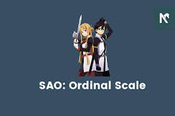 Nonton Sword Art Online - Ordinal Scale (The Movie) Bahasa Indonesia