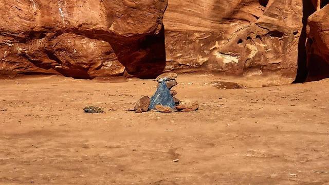 """Monolito retirado del desierto del sur de Utah por """"desconocidos"""", noviembre de 2020 4"""