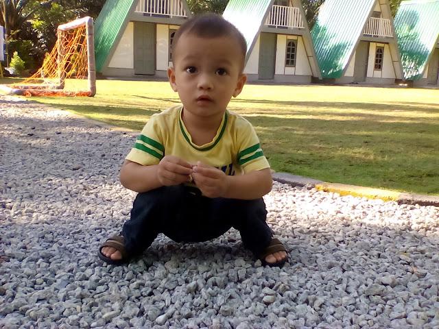 Irfan Al-Fateh dah besar!