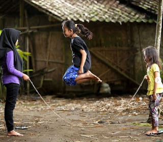 Permainan tradisional dari Jawa Tengah