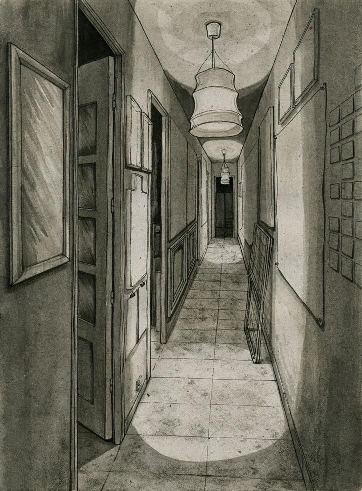 Una casa en la memoria # 4 by Marta Alonso Berná.