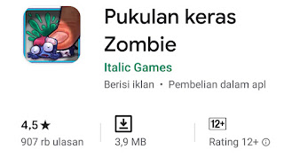 Game Zombie Smasher