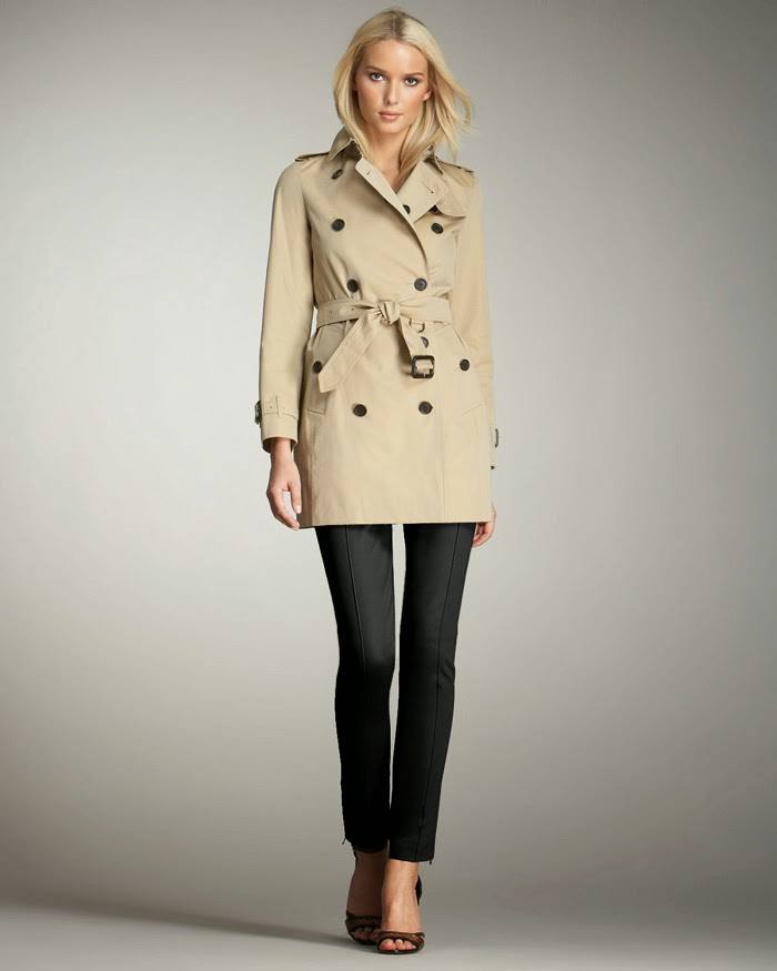 Models of Trench Coats for Women