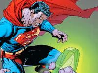El punto débil de Superman es la kryptonita