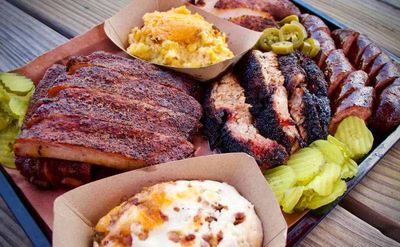 Ryker Rides: 1775 Texas Pit BBQ, College Station, Texas