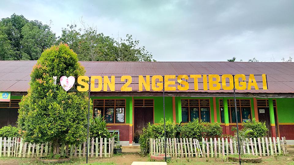 SDN 2 Ngestiboga 1 Kecamatan Jayaloka Kabupaten Musi Rawas, www.gurnulis.id
