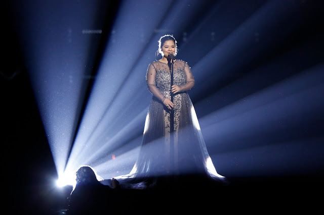 "Video interview: Brooke Simpson talks performing on the Season 13 finale of ""The Voice'"