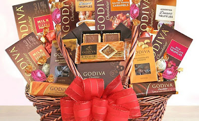 Gourmet Chocolate Brands Gift Basket