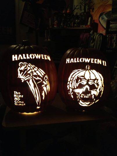 The Horrors Of Halloween Ian Fettermans Pumpkin Carvings
