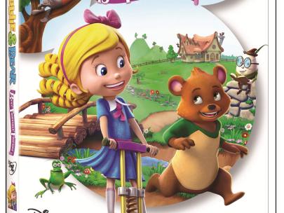 Goldie & Bear Best Fairytale Friends DVD & Kit Giveaway