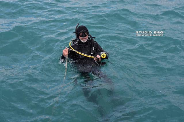 Συνεχίζονται από το Λιμεναρχείο οι ερευνες για τον εντοπισμό της ρύπανσης στο λιμάνι του Ναυπλίου