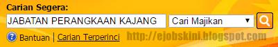jawatan kosong di jabatan perangkaan malaysia (po kajang) 2016