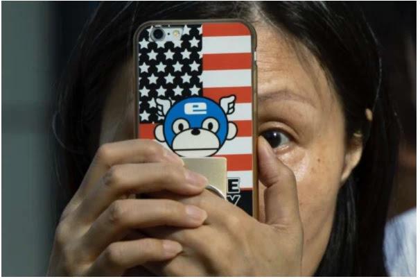 China has condemned US visa revocation for racial discrimination