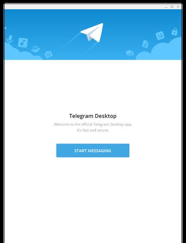 Cara Menggunakan Telegram untuk PC