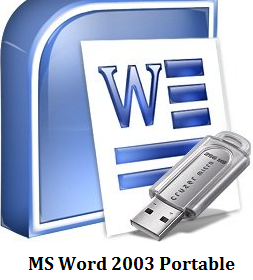MS Word 2003 Portable