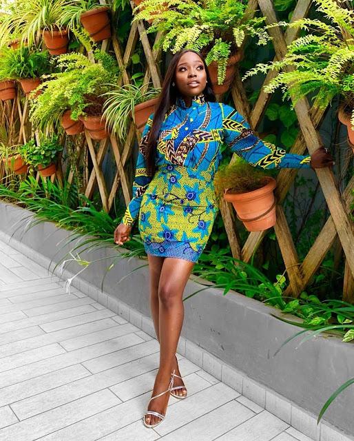 The 20 Best of Owambe Aso Ebi Dresses 25